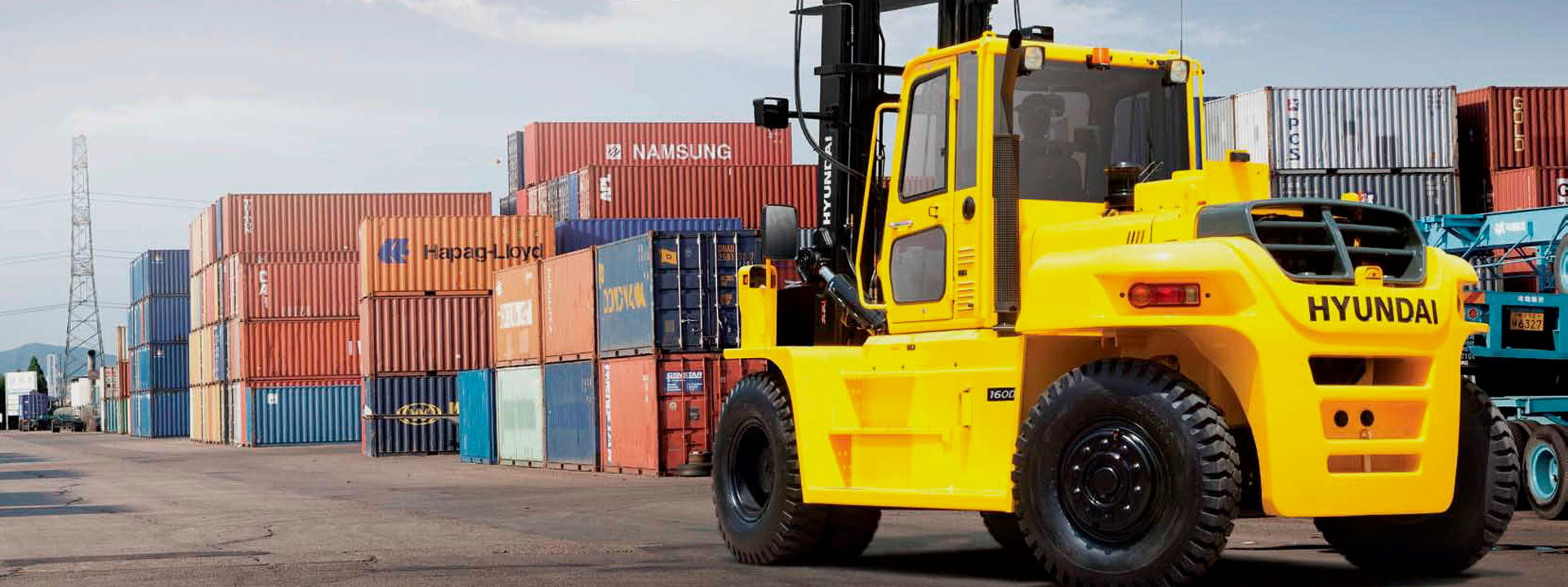 Hyundai Forklifts New Zealand